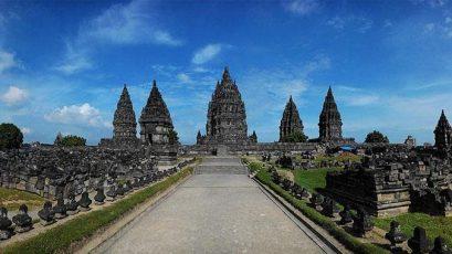 Objek wisata Candi Prambanan Yogyakarta